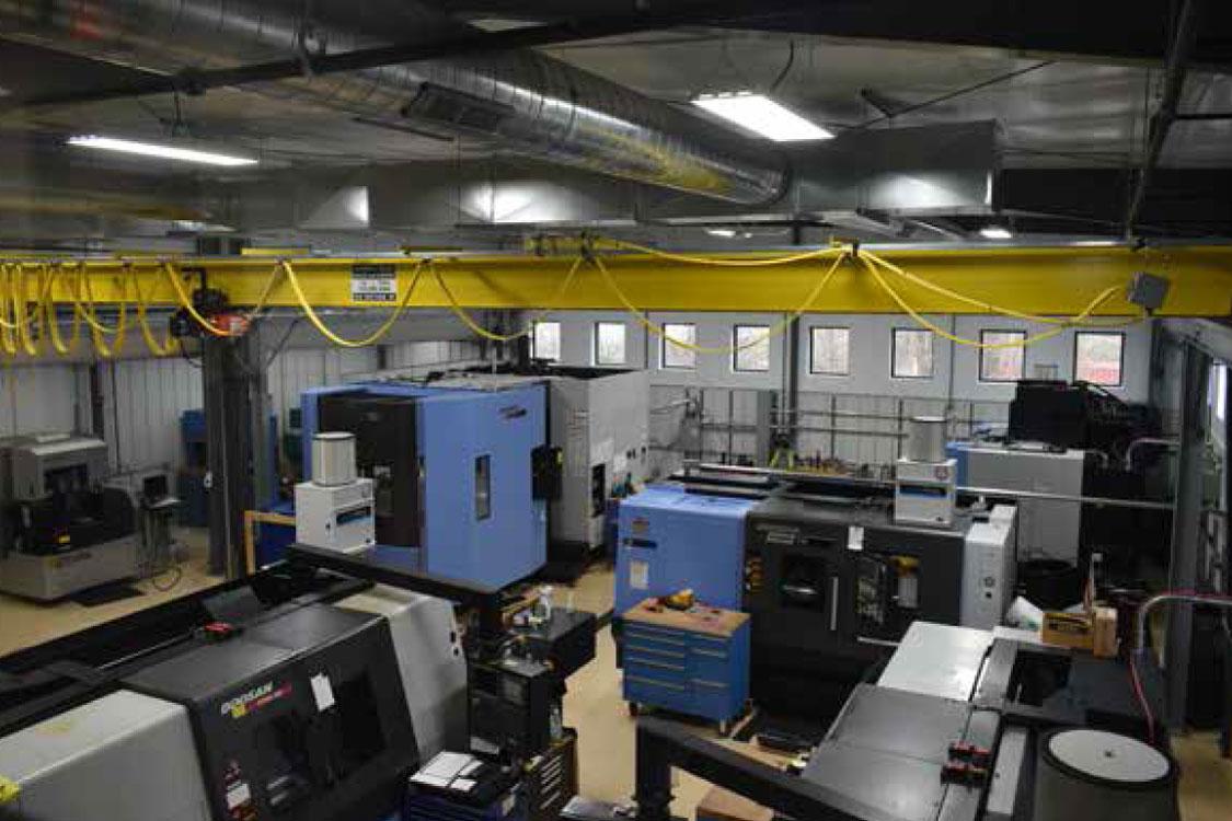 DK equipment and machines